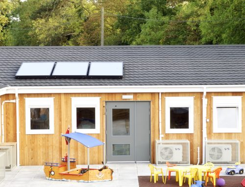 Going Green and the impact on modular building design…