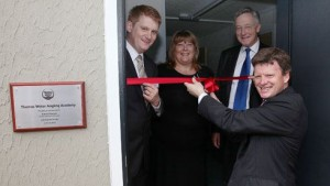 Modular building opened at Thames Water