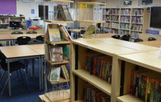modular school library