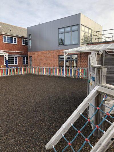 modular school extension modular school building