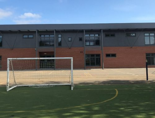 Modular Classrooms In Lincolnshire