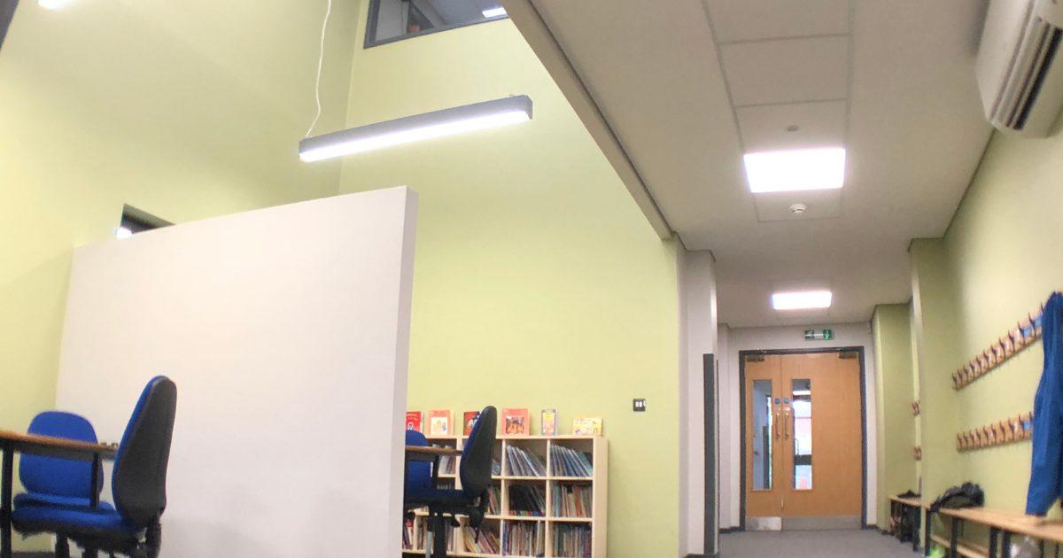 modular classroom building MPH building systems