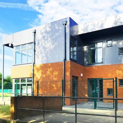 modular building company school