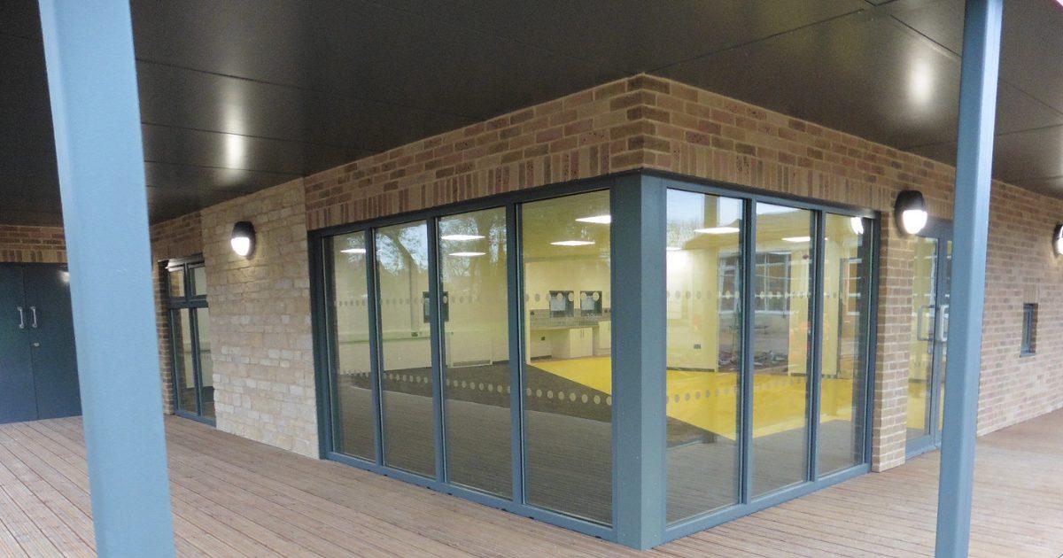 modular nursery buildings