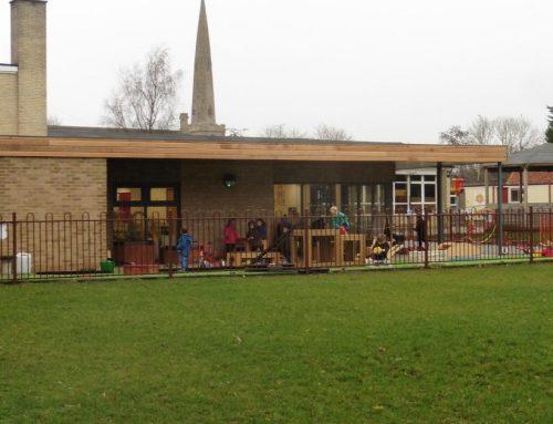 Modular Nursery Building