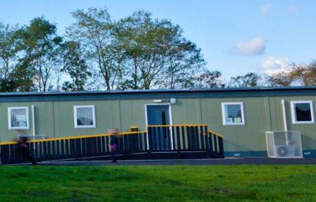 used modular building