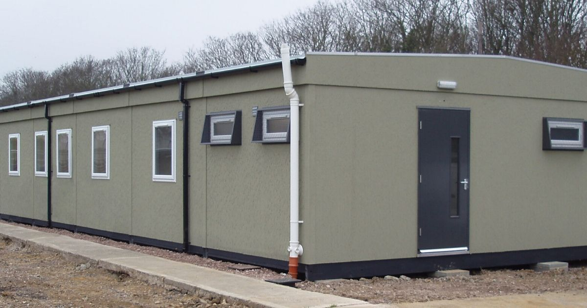 used modular building for sale uk
