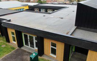 The Garth School Modular Buildings In Lincolnshire