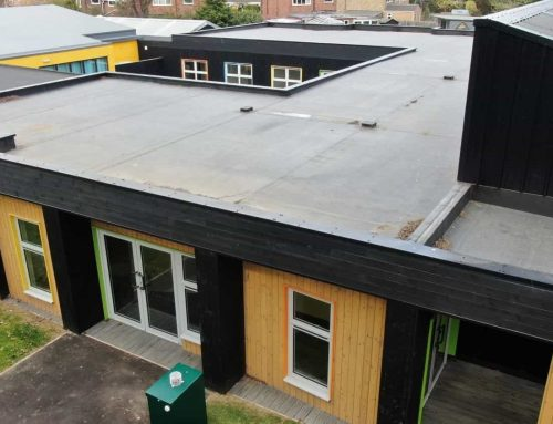Modular Classroom Extension Lincolnshire (Garth School)
