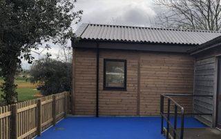Modular Nursery Extension Bedfrodshire, BEST Langford Village Academy-min