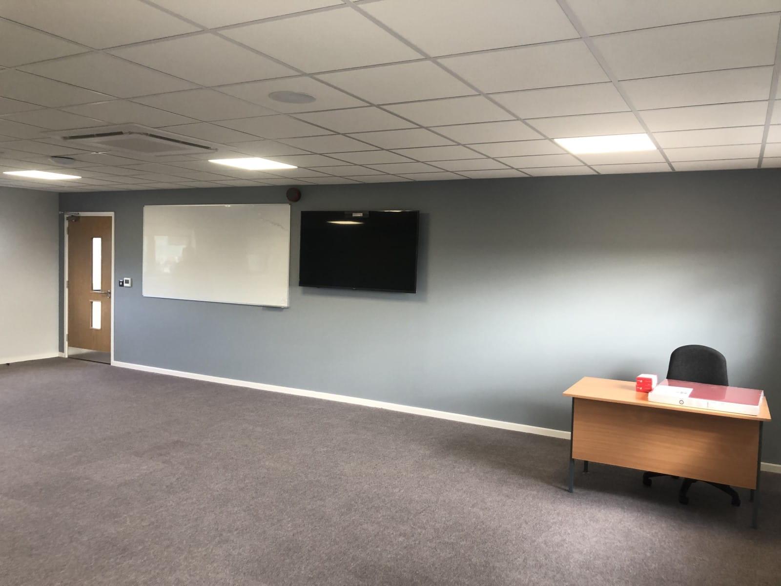 Wollaston School Modular Extension Internal -Northamptonshire, Midlands