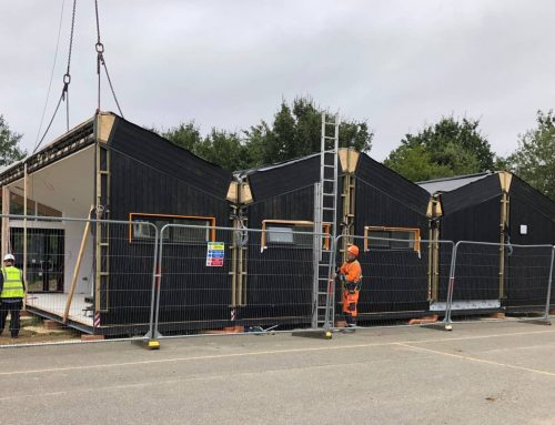 How To Install A Modular Building