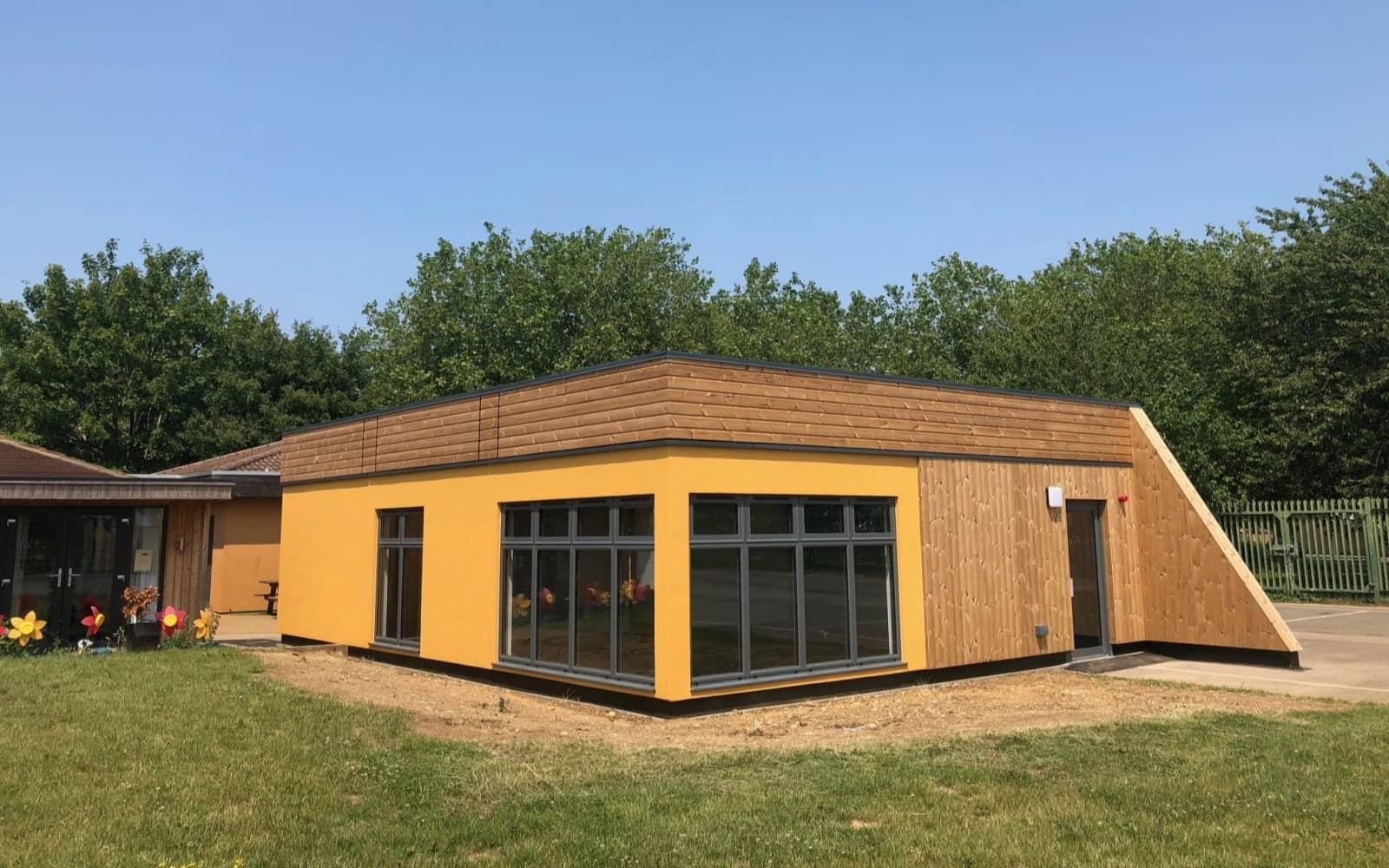 modular buildings by MPH Modular Building Company UK